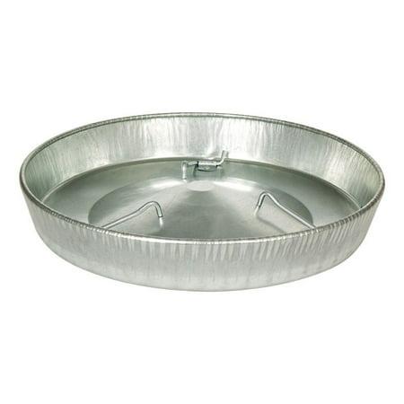 Little Giant  640 oz. Feeder Pan  For Poultry (Feeder Plan)