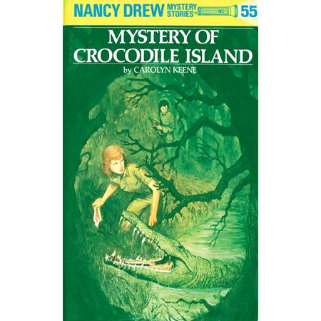 Nancy Drew 55: Mystery of Crocodile Island (Halloween Nancy Drew)