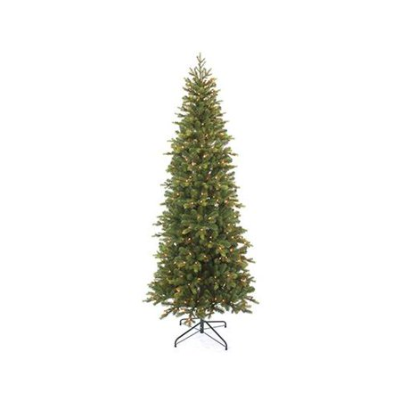 equinox 2 bks 31il1 75 artificial pre lit christmas tree slim berkshire - 75 Ft Slim Christmas Tree