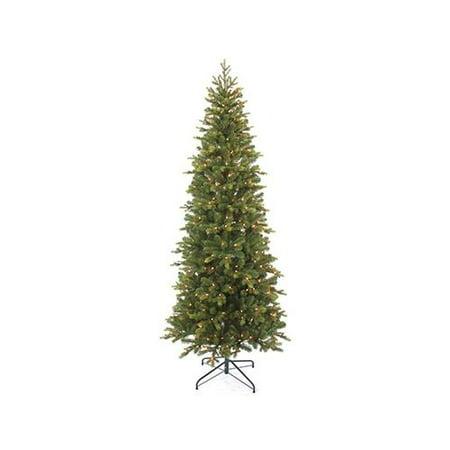 equinox 2 bks 31il1 75 artificial pre lit christmas tree slim berkshire