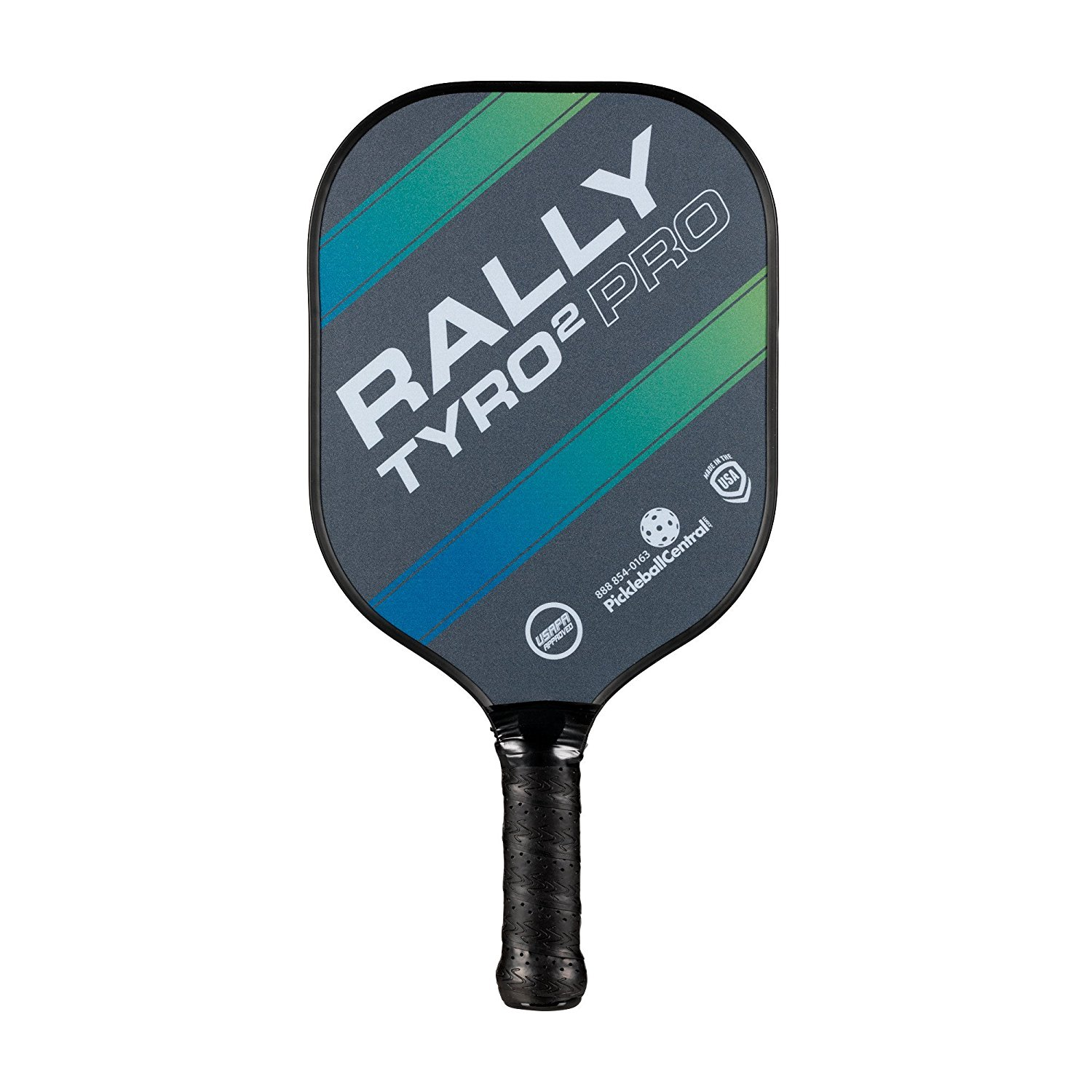 Rally Tyro 2 Pro Pickleball Paddle - Ocean