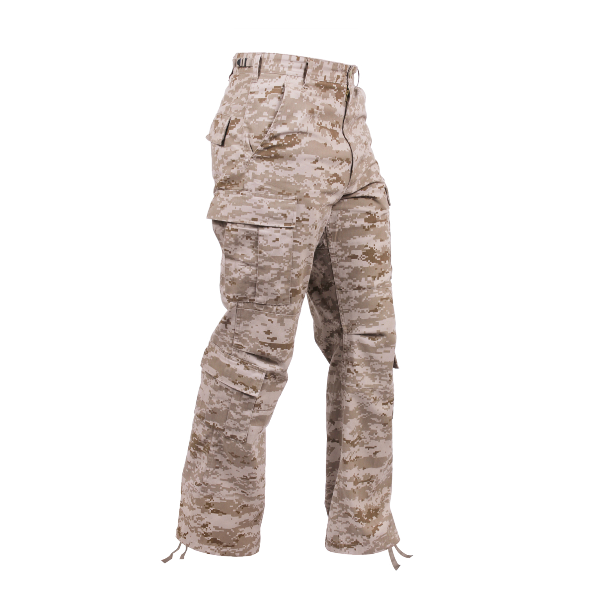 Rothco Vintage Camo Paratrooper Fatigue Pants, Desert Digital Camo by Rothco