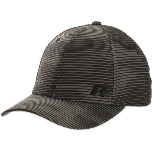 58d031af988 Russell - Men s Cap with Flex Fit Technology and Curved Brim - Walmart.com