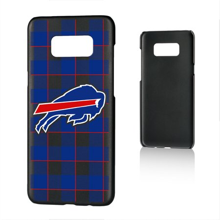 Buffalo Bills Galaxy Slim Plaid Design Case