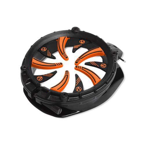 Virtue Crown 2 Paintball Vlocity Jr Speed Feed - Orange