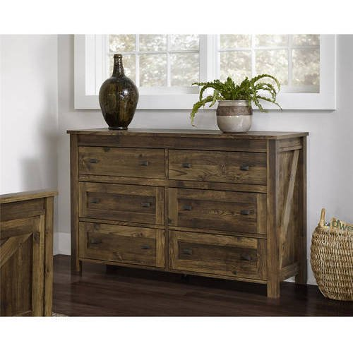 Better Homes And Gardens Falls Creek 6 Drawer Dresser