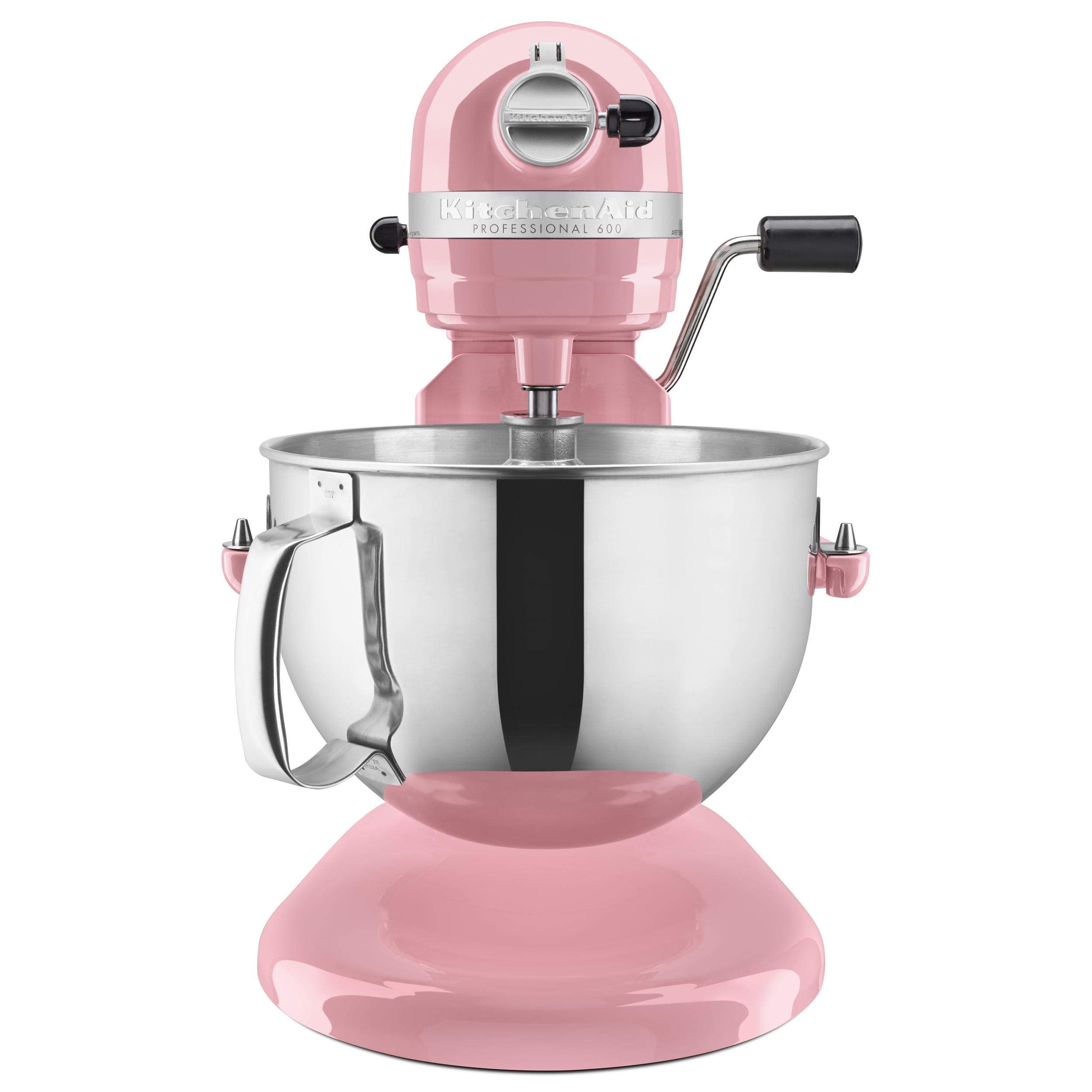 KitchenAid RKP26M1Xgd Pro 600 Stand Mixer 6 qt Gloss Cinnamon Big Capacity