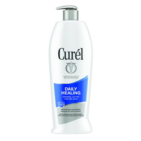 Curel Daily Healing Body Lotion for Dry Skin, 20