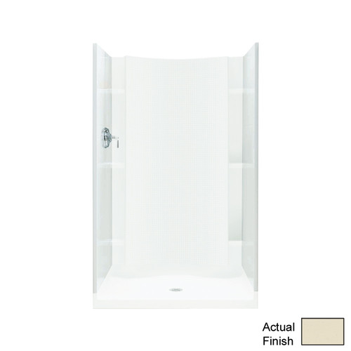 Sterling by Kohler Accord 1-Piece 36'' x 36'' x 77'' End Wall
