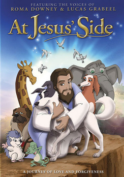 At Jesus' Side (DVD) by Phase 4 Films