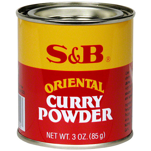 S&B Oriental Curry Powder, 3 oz (Pack of 6)