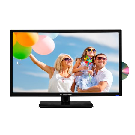 Sceptre E246bd F 24  Class 1080P Led Tv With Built In Dvd Player