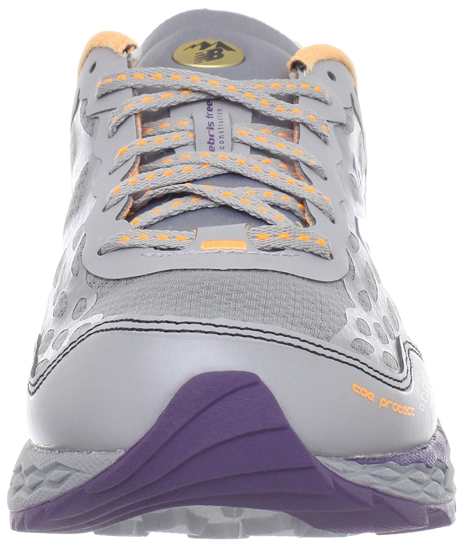 New Trail Balance Women's WT1210 NBX Trail New Shoe,Silver/Purple,7.5 B US 5e80eb