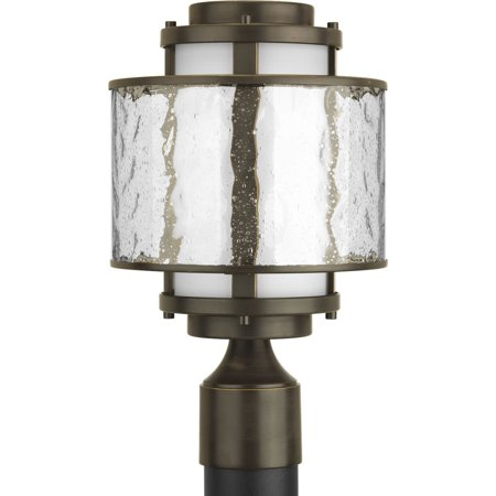 Bay Court Outdoor Collection One-Light Post Lantern