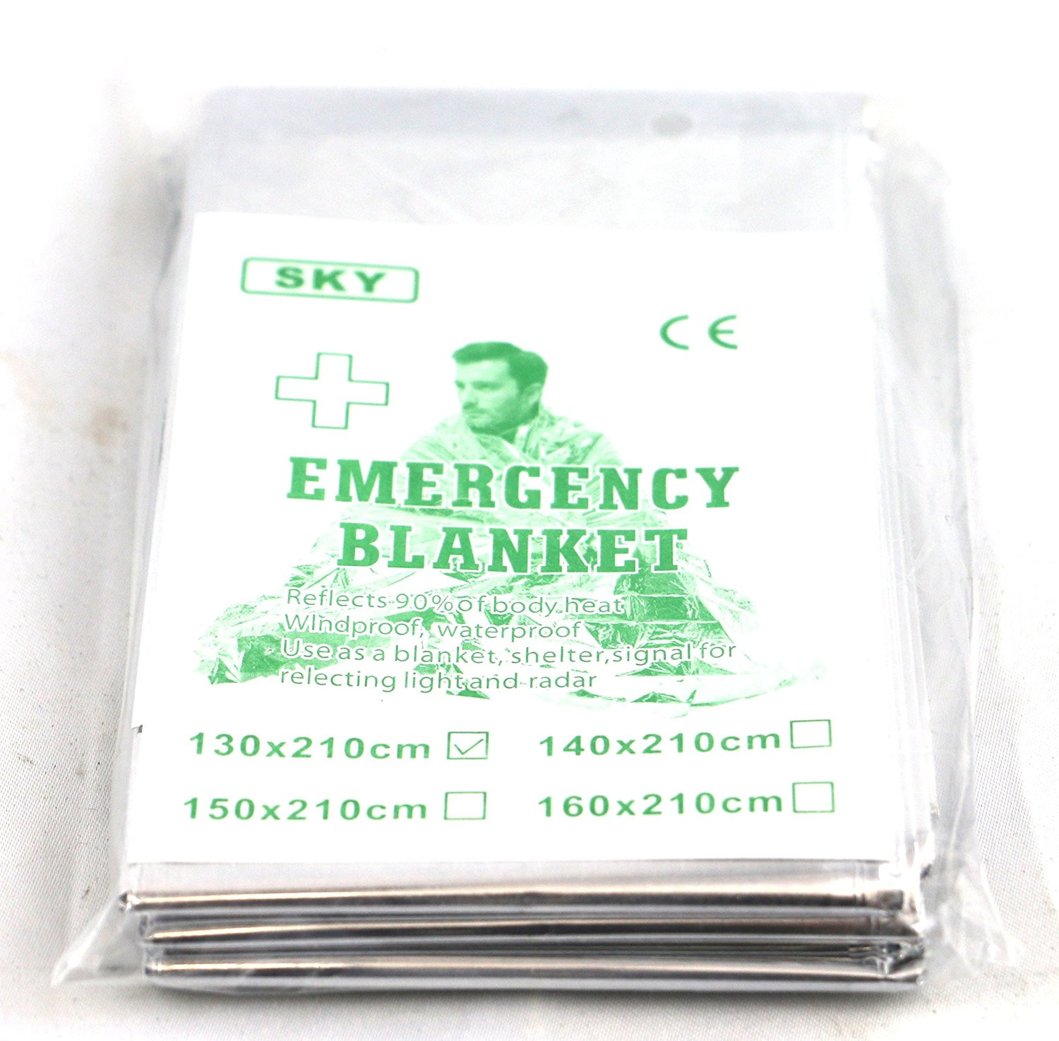 ACME Machine Emergency Blanket by ACME Machine