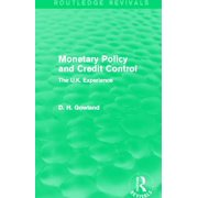 Monetary Policy and Credit Con