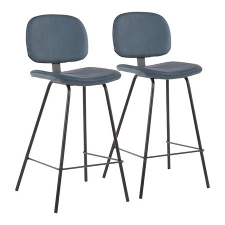 Wondrous George Oliver Bonnette 26 Bar Stool Set Of 2 Evergreenethics Interior Chair Design Evergreenethicsorg