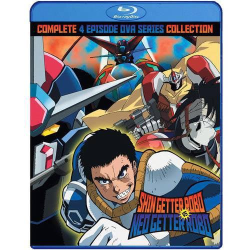 Shingetter Robo Vs Neogetter Robo (Blu-ray)