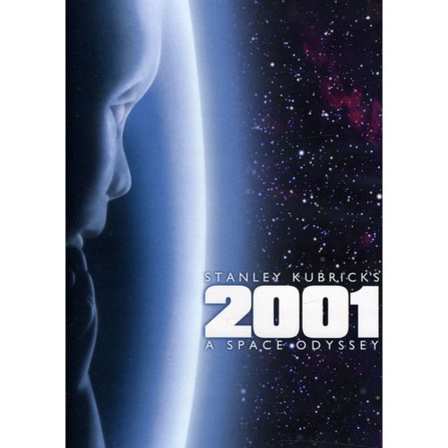 2001: A Space Odyssey (Widescreen)