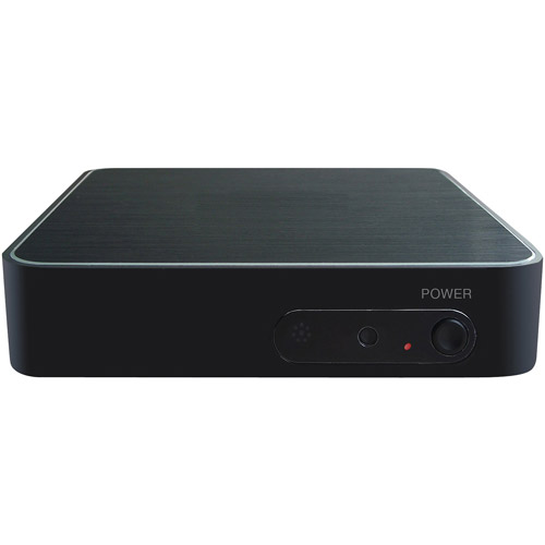 SUNGALE STB266 Black Cloud TV Box with Remote control