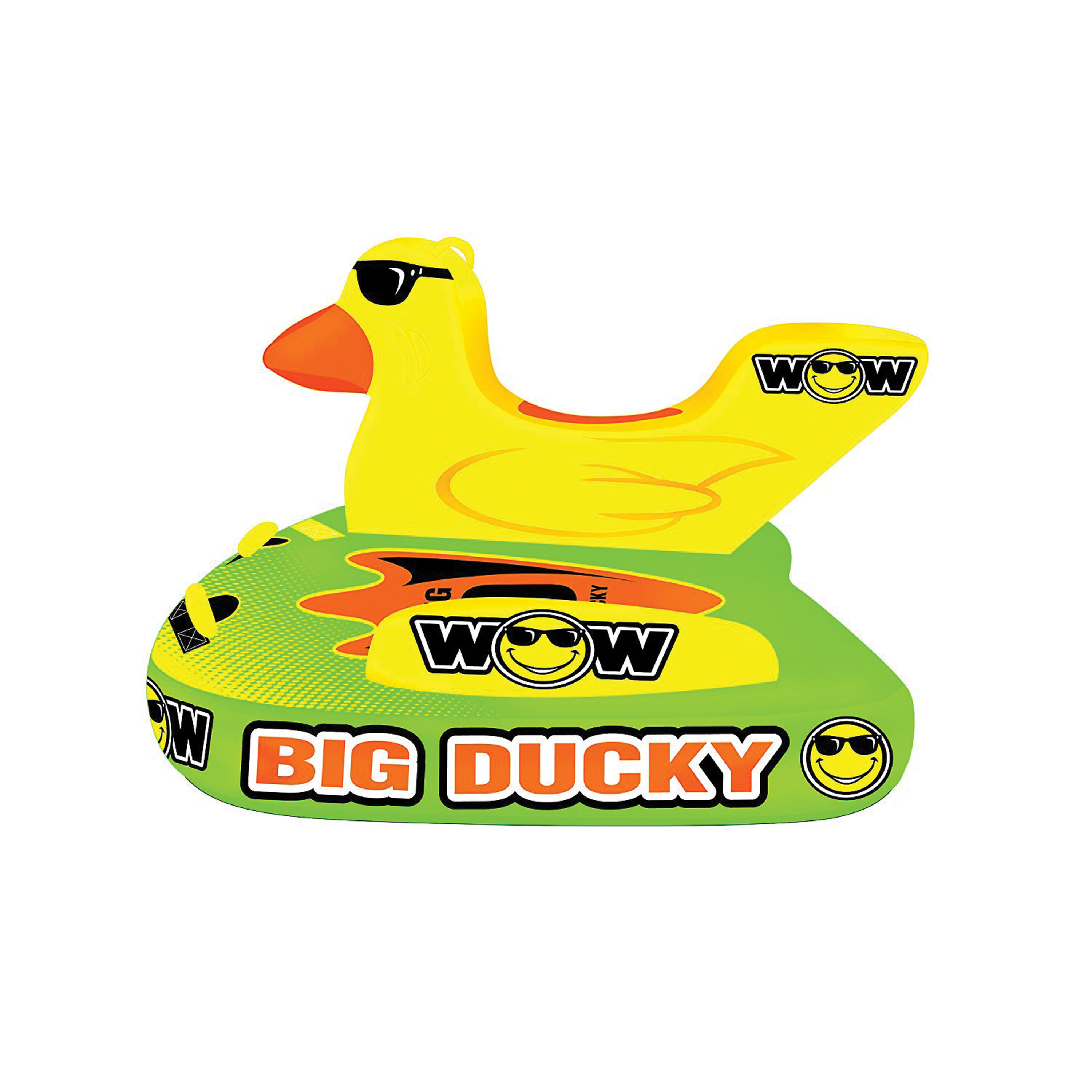 Wow Watersports 18-1140 Big Ducky 3 Peron Towable
