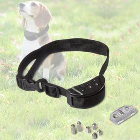 Ownpets Dog Bark Collar Electric Shock Collar No Bark Collar Warning Beeper Bark Control E Collar