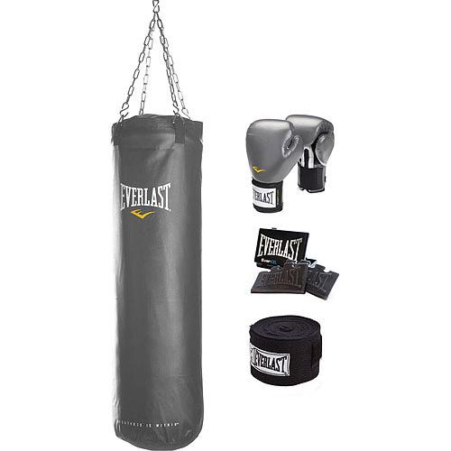 Everlast 60-pound Boxing Training Kit, G