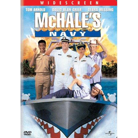 Mchales Navy  97   Dvd   Universal