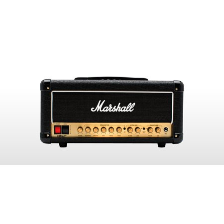 Marshall DSL20HR 20Watt All Valve 2 Channel Head W (Marshall Amp 30)