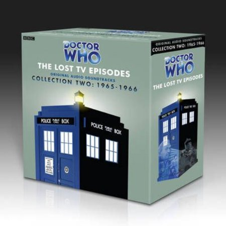 Doctor Who Collection Three  The Lost Tv Episodes  1966 1967