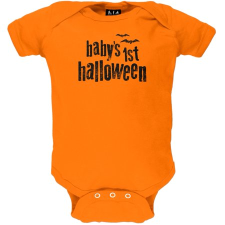 Baby's 1st Halloween Baby One (Baby's First Halloween Party Ideas)