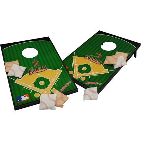 Wild Sports MLB Houston Astros 2x3 Field Tailgate (Mlb Houston Astros Decal)