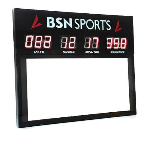 Countdown Clock for Game Day