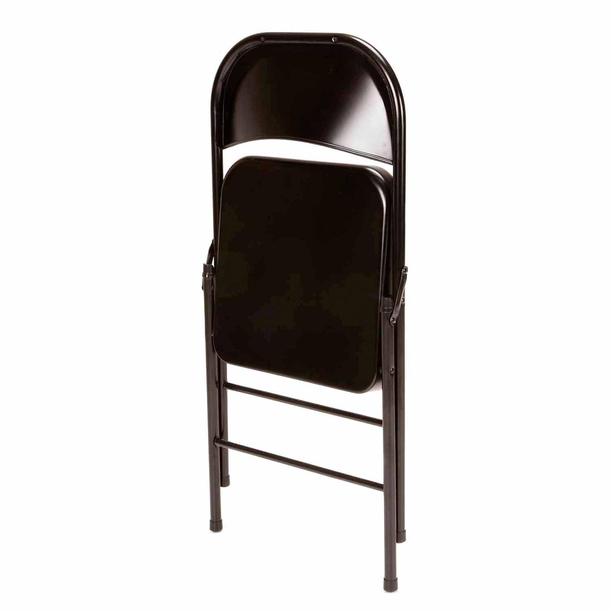 Mainstays Steel Chair Set of 4 Multiple Colors Walmart