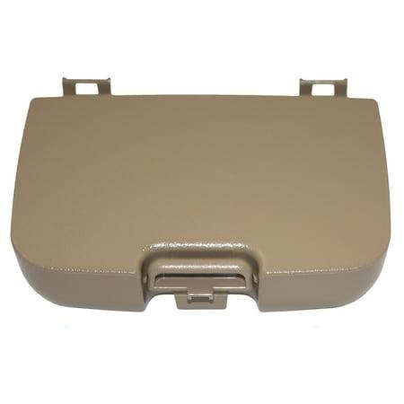 Set Tan Overhead Console Sunglass Box Amp Garage Door Opener