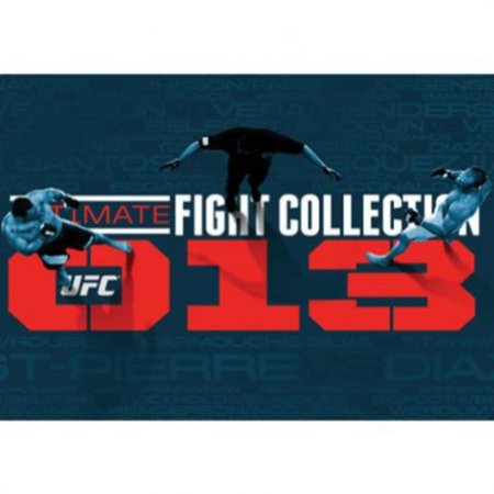 Ufc  Ultimate Fight Collection   2013 Edition  Widescreen