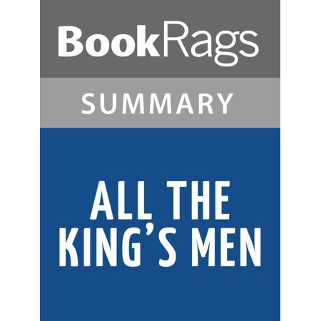 All the King's Men by Robert Penn Warren Summary & Study Guide -