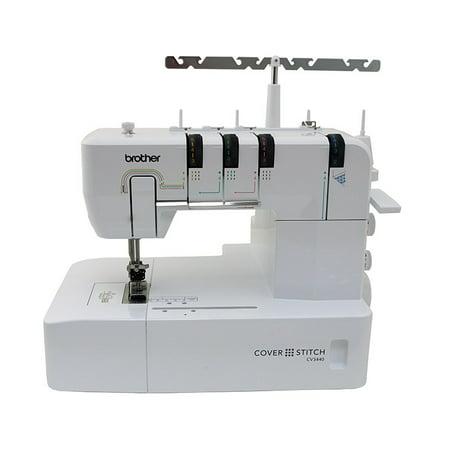 Brother cv3440 single sided cover stitch machine walmart.com