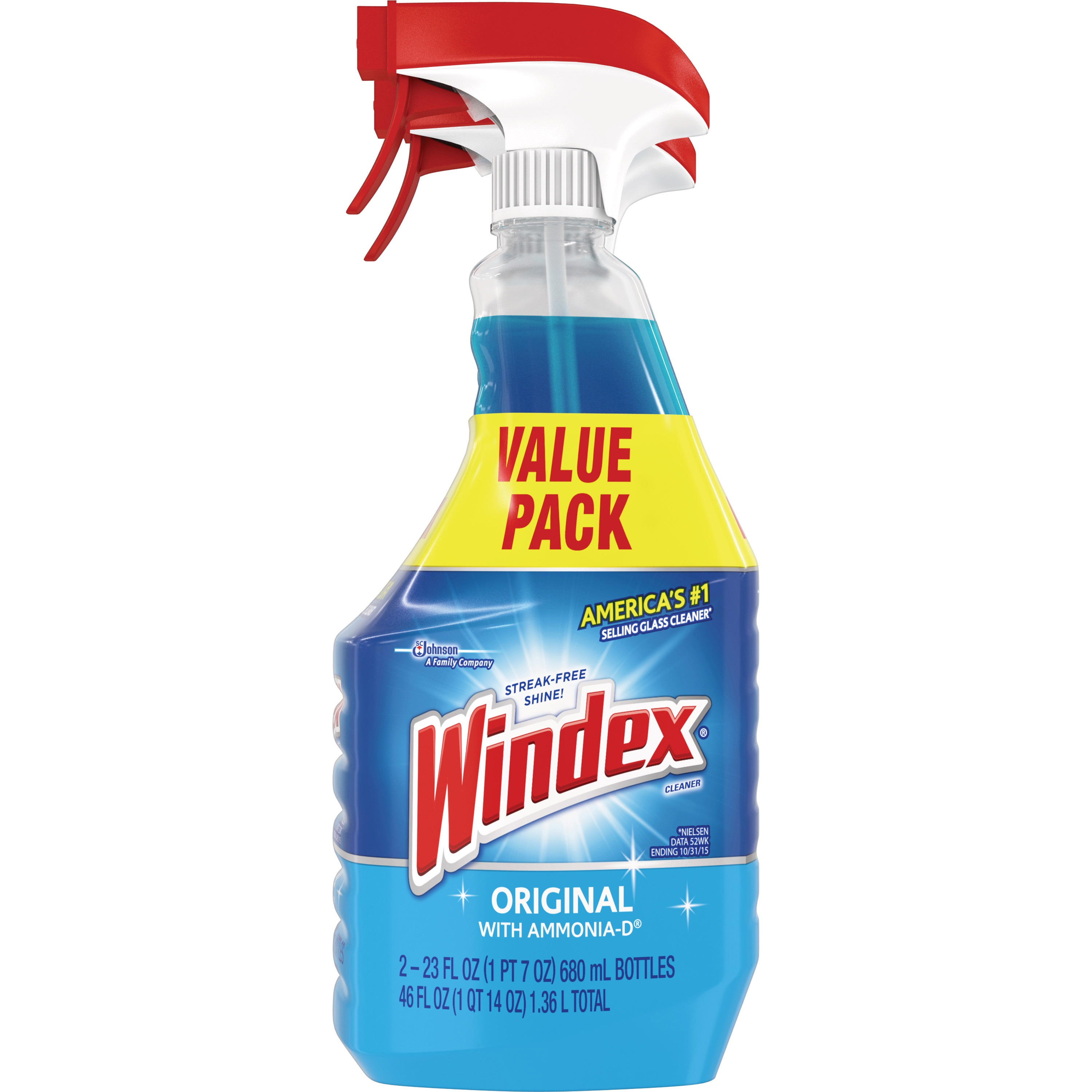 Windex Original Glass Cleaner Value Pack