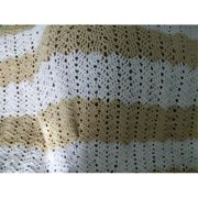 Fine Crafts 635CRO Crocheted afghan