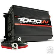 Schumacher PC-1000 Power Inverter, 12.8/13.2 VDC Input, 110/125 V Output