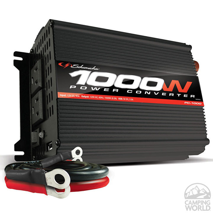 Schumacher Pc-1000 Power Inverter 1000w