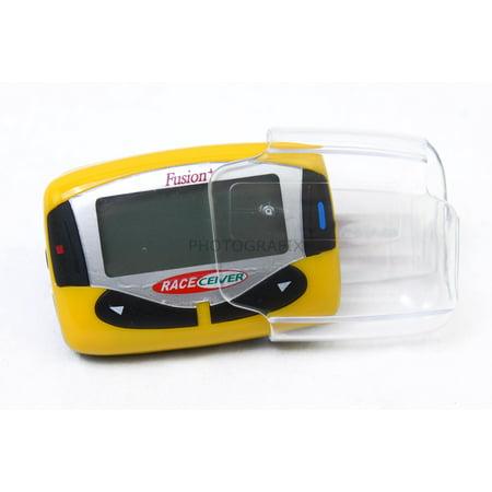 Ear Plug Radio - New Raceceiver FD1600+ Fusion+ Race Radio Fan Receiver w/holster & FREE earbuds