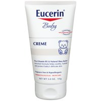 Eucerin Baby Creme, Unscented - 5 oz. Tube