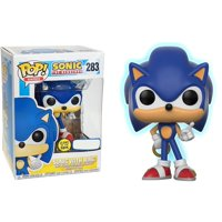 Sonic The Hedgehog Funko POP! Games Sonic with Ring Vinyl Figure [Glow-in-the-Dark]
