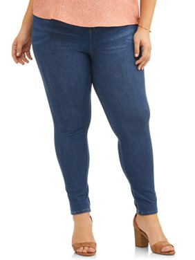 ca8b0f3f119db Product Image Women's Plus Size Full Length Super Soft Jegging