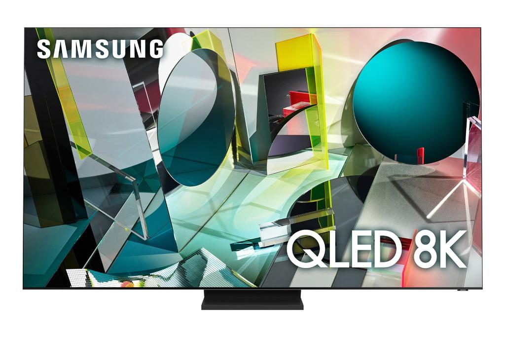 Samsung 85 Class 8k Ultra Hd 4320p Hdr Smart Qled Tv Qn85q900t 2020 Walmart Com Walmart Com