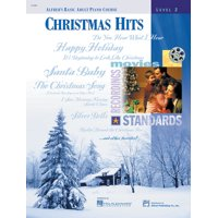 Alfred's Basic Adult Piano Course Christmas Hits, Bk 2 (Paperback)