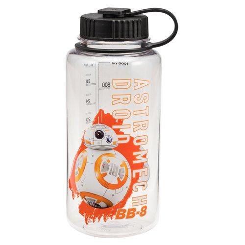 Star Wars Bb-8 32 Oz Tritan Water Bottle [avail Q1 2016] (Vandor)