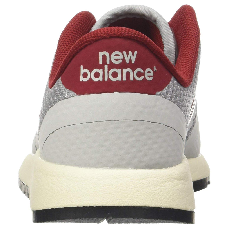 New Balance 420 Kids | Light GreyRed